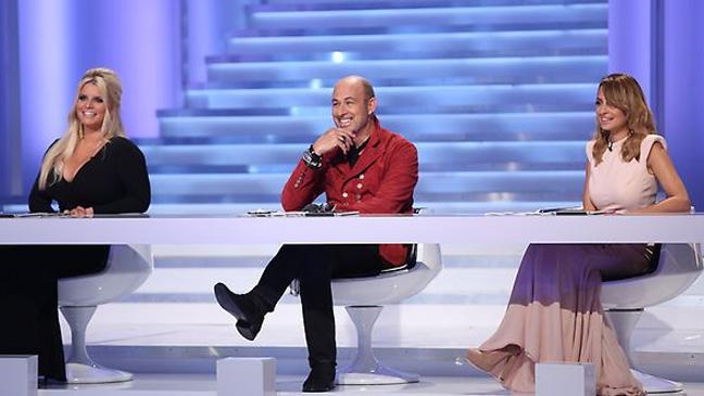 Fashion Star Season 2 Mentors - H 2013