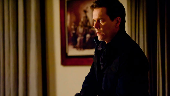 The Following Kevin Bacon 3/25 Episodic - H 2013