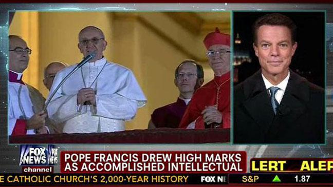 FOX News Pope Francis - H 2013