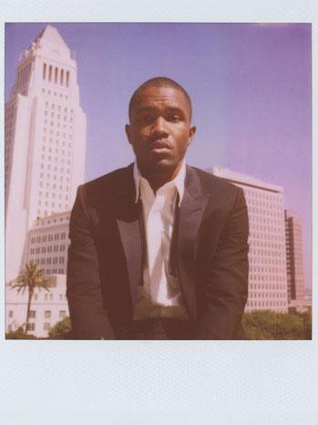 Frank Ocean Polaroid - P 2013