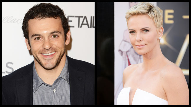 Fred Savage Charlize Theron Split - H 2013