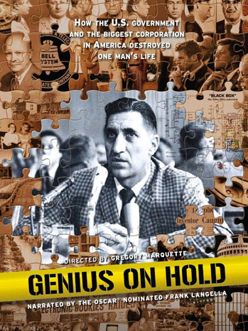 Genius On Hold poster - P 2013