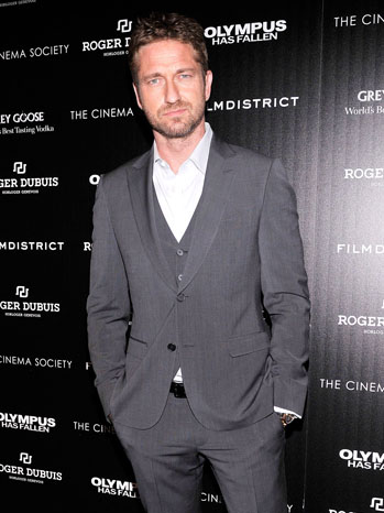 Gerard Butler Olympis Has Fallen NY Screening - P 2013