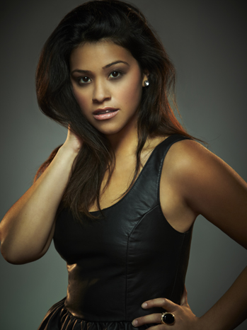 Gina Rodriguez Headshot - P 2013