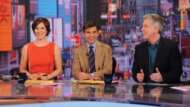 Good Morning America Daytime Drama - H 2013