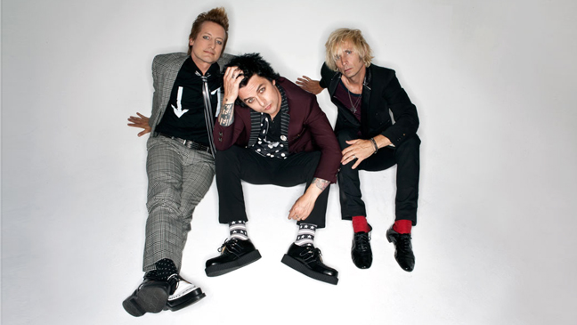 Green Day PR L 2013