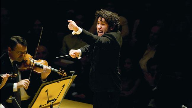 Gustavo Dudamel LA Philharmonic - H 2013
