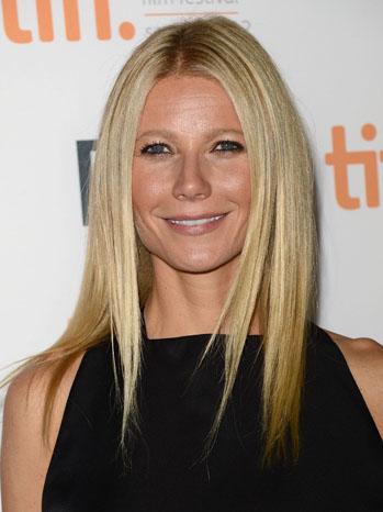 Gwyneth Paltrow Hair Headshot - P 2013