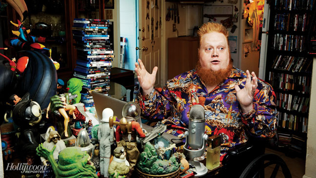 Harry Knowles King of the Nerds - H 2013