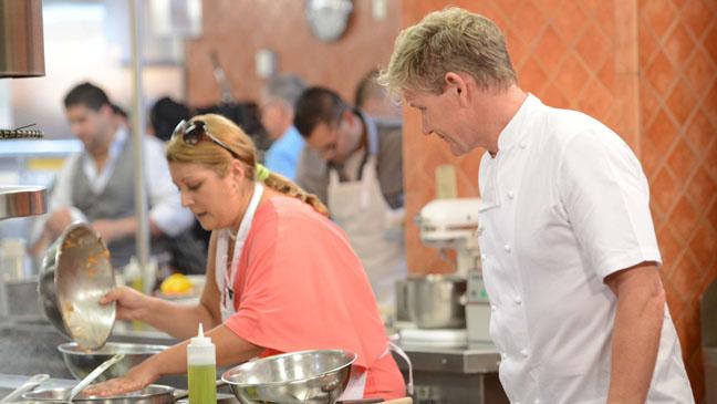 Hell's Kitchen Season 11 Premiere Episodic - H 2013