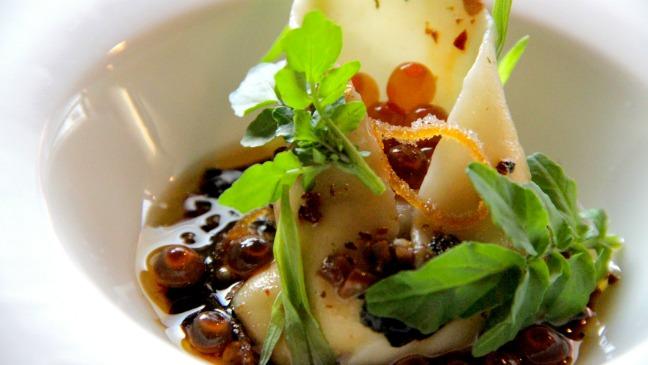 Hot New Restaurant Allumette - H 2013