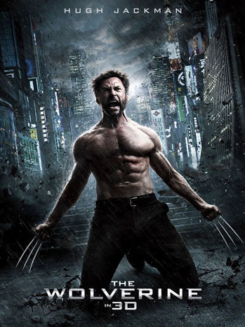 Wolverine One Sheet 2013 - P 2013