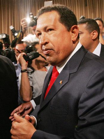 Hugo Chavez Headshot - P 2013