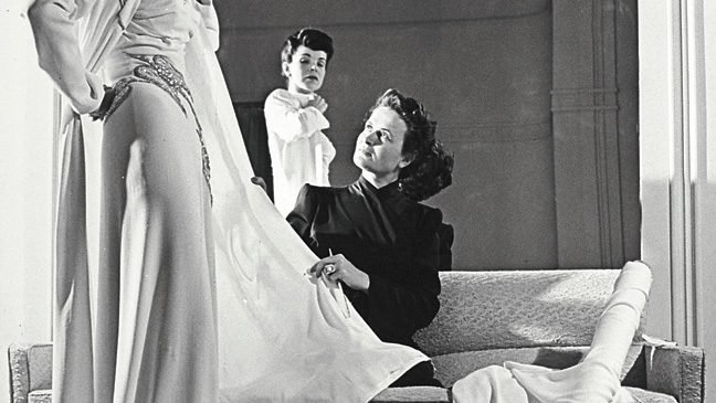 The Chic Life And Tragic Death Of A Revered Costume Designer Hollywood Reporter