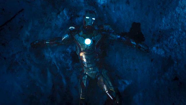 Iron Man 3 Trailer - H 2013