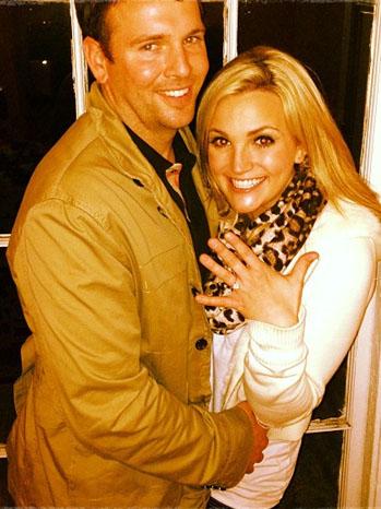 Jamie Lynn Spears Jamie Watson Engaged - P 2013