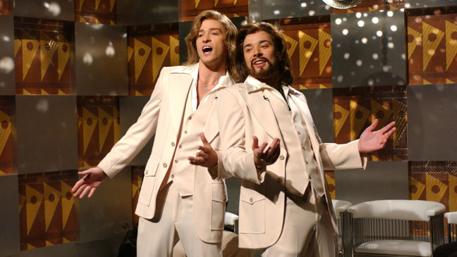 "'Saturday Night Live' - ""The Barry Gibb Show"""