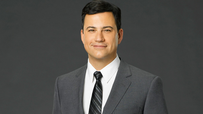 Jimmy Kimmel PR Image - H 2013