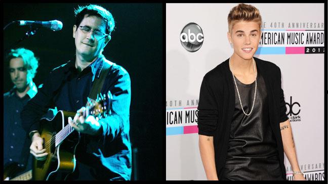 John Darnielle Justin Bieber Split - H 2013
