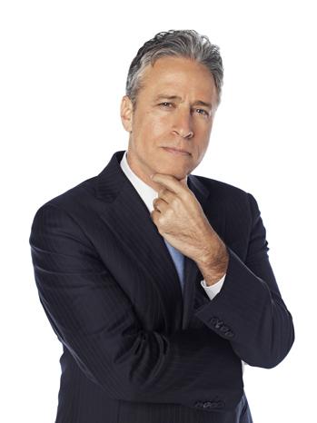 Jon Stewart The Daily Show PR Image - P 2013
