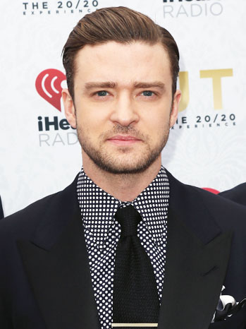 Justin Timberlake 20/20 Release party - P 2013