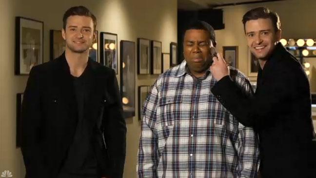 Justin Timberlake SNL promo - H 2013