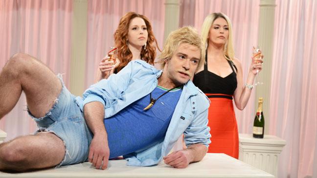 Justin Timberlake SNL Skit 3/9 - H 2013