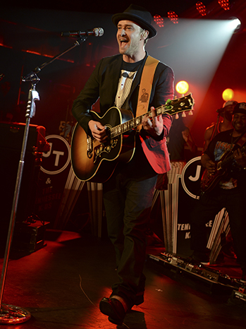 Justin Timberlake SXSW 2013 live P