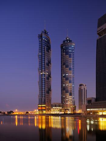 JW Mariott Marquis Dubai - P 2013