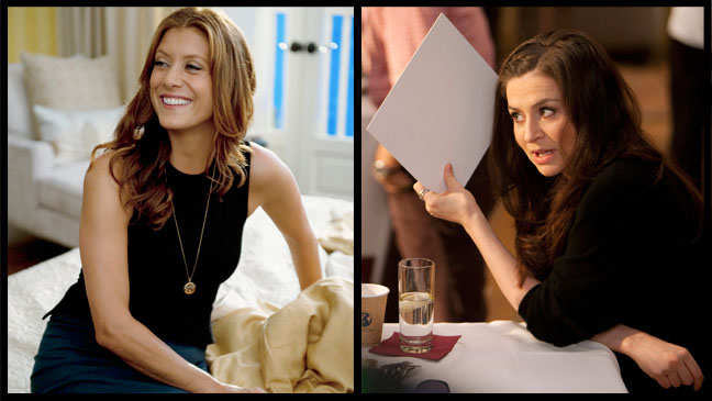 Kate Walsh and Caterina Scorsone Private Practice - H 2013