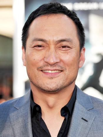 Ken Watanabe Inception Premiere - P 2013