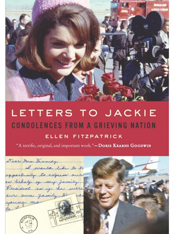 Letters to Jackie Book Cover - P 2013