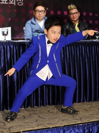 Little Psy Hwang Min-woo P