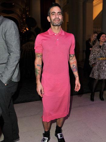 Marc Jacobs Paris Fashion Week - P 2013