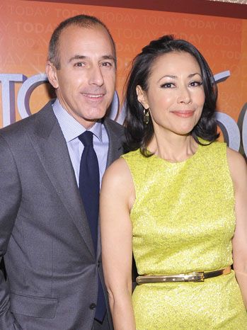 matt lauer ann curry.