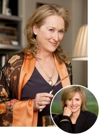 Meryl Streep It's Complicated Still Nancy Meyers Inset - P 2013