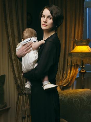 Michelle Dockery Downton Abbey - P 2013