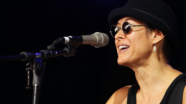 Michelle Shocked Horizontal - H 2013