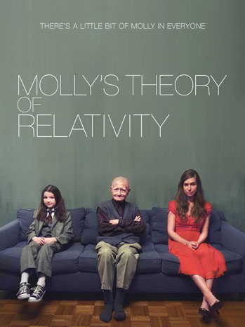 Molly's Theory of Relativity Poster - P 2013