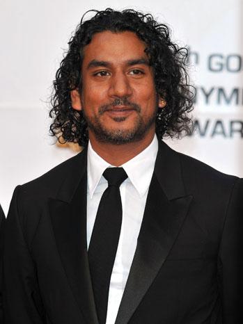 Naveen Andrews Headshot - P 2013