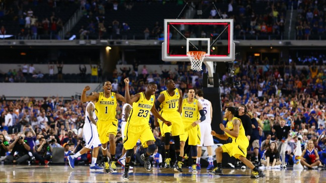 NCAA March Madness - H - 2013
