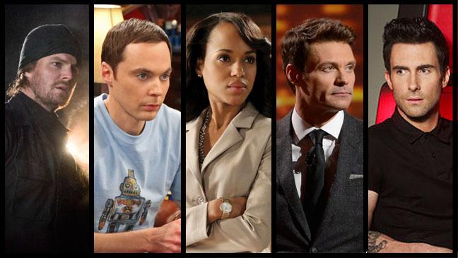 Network Shows 5 Split - H 2013