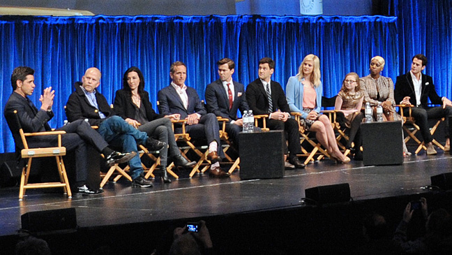 The New Normal at PaleyFest - H 2013