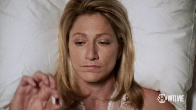 Nurse Jackie Season 5 Trailer Screengrab - H 2013