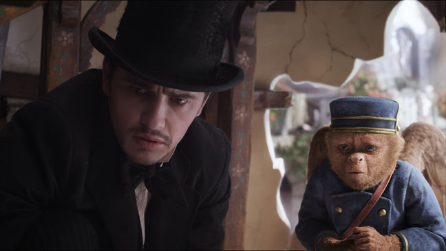Oz The Great and Powerful Franco Monkey - H 2013