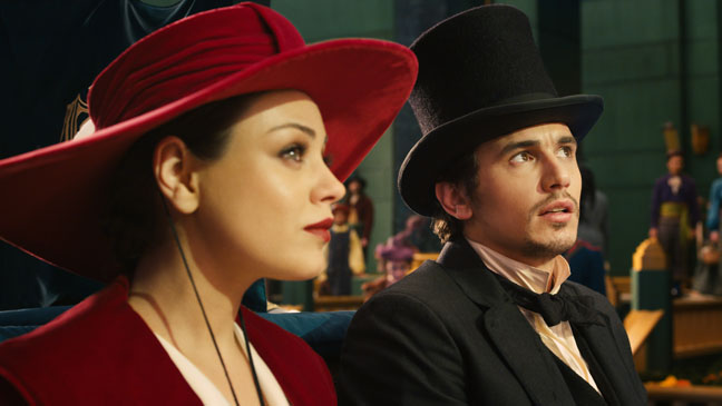 Oz The Great and Powerful Kunis Franco 2 - H 2013