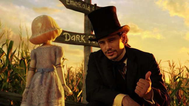 Oz The Great and Powerful Franco Still - H 2013