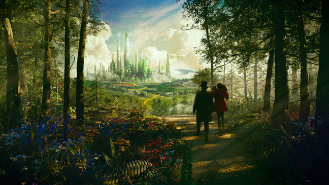 Oz The Great and Powerful Still - H 2013