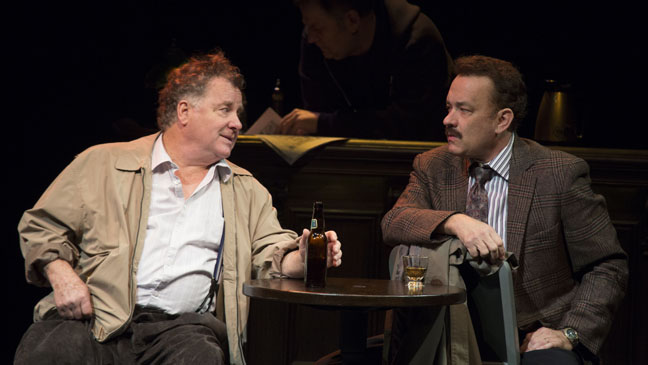 Peter Gerety Tom Hanks - H 2013