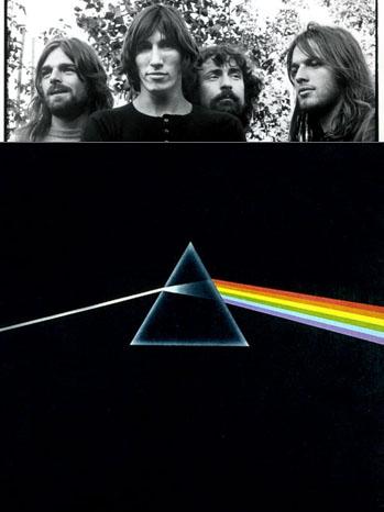 Pink Floyd Dark Side of the Moon - P 2013